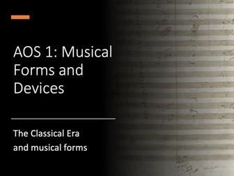 AOS1: The Classical Era - Eduqas