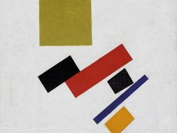 Suprematism described - the Russian artmovement in short quotes + images