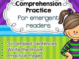 Reading Comprehension Practice