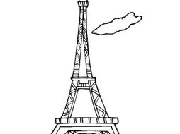 Simple activity / challenge for a trip to Paris