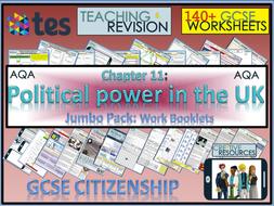 Politics + Participation - GCSE Citizenship AQA