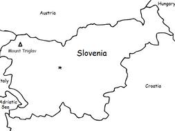 SLOVENIA - Printable handout