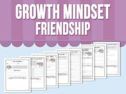 Growth Mindset - Friendship