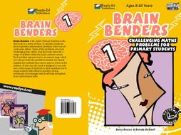 Brain Benders 1 US: Challenging Math Problem Solving Activities for 8-10 Years