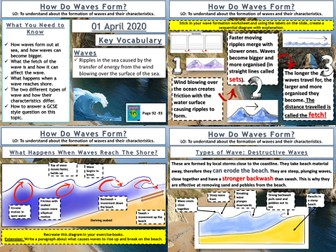 Coasts: Types of Waves