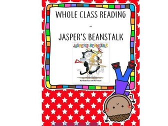 Whole Class Reading - Jasper's Beanstalk