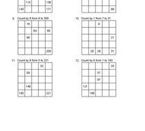 Mega Bundle KS1 KS2 Mathematics Worksheets Addition Subtraction