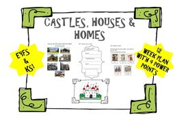 Castles, Houses and Homes