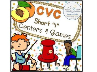 """CVC Short """"i"""" Centers and Games"""