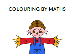 Colouring by Maths (KS1)