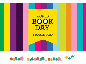 World Book Day 2020 Assembly