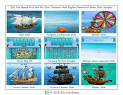 Pets-and-Pet-Care-Treasure-Hunt-Interactive-English-PowerPoint-Game.pptx