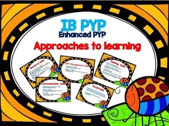 IB PYP ATL Skills ( Enhanced Version)