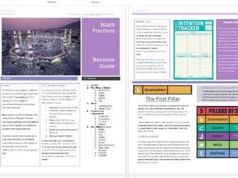 WJEC Eduqas Islam: Practices Revision Guide