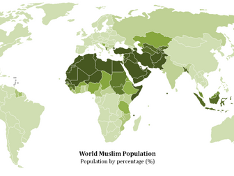 Muslims & Mapping - Lesson Plan