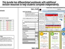 task for profit loss account balance sheet and accounting ratios