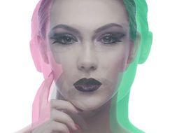 Photoshop Neon Effect