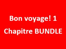 Bon Voyage 1 Chapitre 9 Bundle