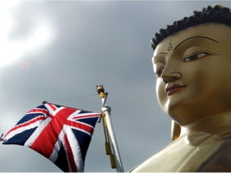 A-Level RE - Buddhism – Buddhism in Britain