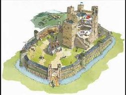how to make a stone keep castle