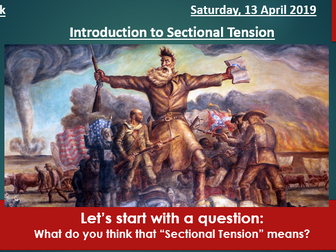 Introduction to US Sectional Tension