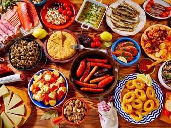 Spanish AS Level 5.2A Gastronomía (cuisine)