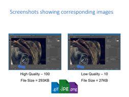 Image File Types Presentations