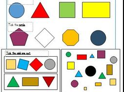 2d shapes differentiated worksheets year 1 white rose by gibbonsjack teaching resources. Black Bedroom Furniture Sets. Home Design Ideas