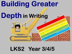 Modelling Greater depth in persuasive writing KS2