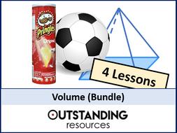 Volume BUNDLE (4 Lessons)