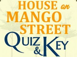 The House on Mango Street Quiz - Sections 34-37
