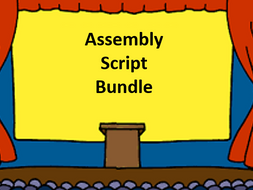 4 x Assembly Scripts   **SAVE 33%**