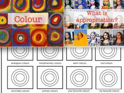 Whole Lesson | Understanding colour theories through the appropriation of Abstract Artist Kandinsky