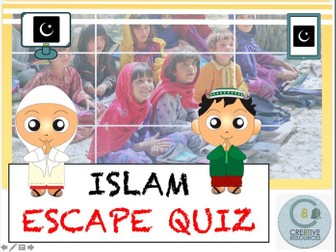 Islam RE Quiz