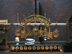 Year 2/3/4 Explanation Text Planning and Original Resources Wallace and Gromit Cracking Contraptions