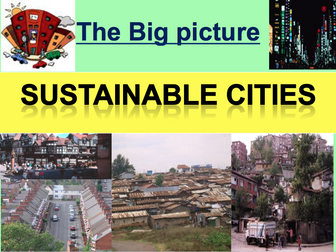 Sustainable Cities! Characteristics of a Sustainable City - Development