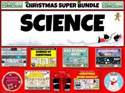 Science Christmas Super Bundle