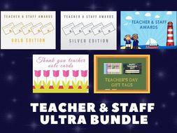 Teacher and Staff Ultra Bundle