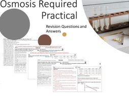 *Updated* Osmosis Required Practical Lesson