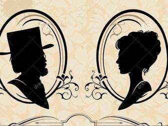 Art - Silhouettes (three lessons)