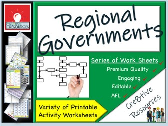 Regional Government Politics Parliament