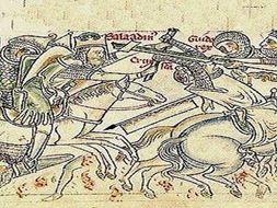 The Crusades: Source Analysis & Homework