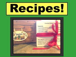 OVER 140 Editable RECIPES
