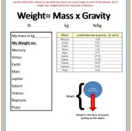 weight calculations worksheet by louiseclaregill teaching resources tes. Black Bedroom Furniture Sets. Home Design Ideas