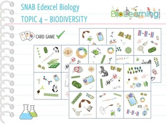 SNAB Biology Topic 4: Biodiversity - Loop Game