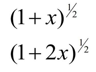 Binomial Expansions General Formula