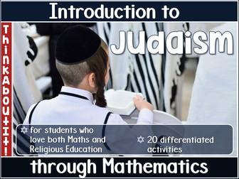 Judaism: Introduction to Judaism through Mathematics