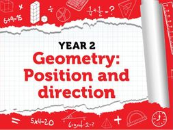 Position and Direction :  Year 2 - Summer Term - White Rose Maths