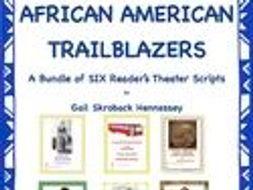 African American Trailblazers(Six Reader's Theater Scripts)