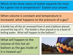 Heating Gases